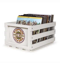 Record Storage Crate - The BEATLES Sgt. Peppers