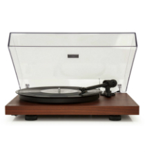 C10 Turntable - Mahogany