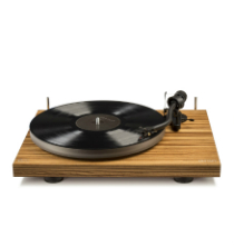C20 Turntable - Zebrano