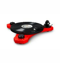 C3 Turntable - Red