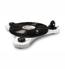 C3 Turntable - White