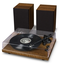 C62 Turntable System - Walnut