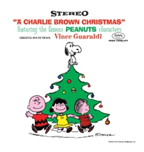 A Charlie Brown Christmas - 3 Inch Blind Box Set of Four Records