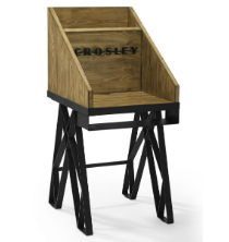 Crosley Brooklyn Turntable Stand - Natural