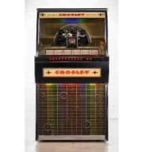 Rocket 45 Vinyl Jukebox - Black