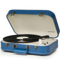 Crosley Coupe Bluetooth Turntable - Blue