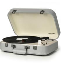 Crosley Coupe Bluetooth Turntable - Gray