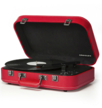 Crosley Coupe Bluetooth Turntable - Red