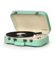 Crosley Coupe Bluetooth Turntable - Teal