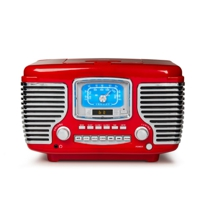 Corsair Radio with Bluetooth - Red