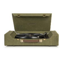 Nomad Turntable - Green