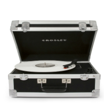 Bound Portable Bluetooth Turntable - Black
