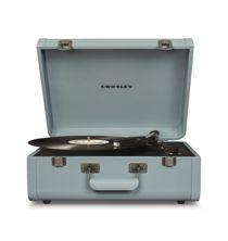 Portfolio Portable Turntable with Bluetooth - Tourmaline