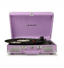 Crosley Cruiser Deluxe Turntable with Bluetooth - Lavender