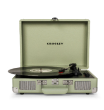 Crosley Cruiser Deluxe Turntable with Bluetooth - Mint