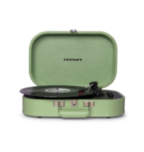 Discovery Portable Turntable - Seafoam