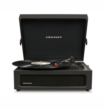 Voyager Portable Turntable - Black
