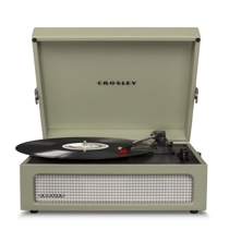 Voyager Portable Turntable - Sage