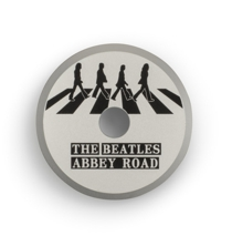 The BEATLES 45 Adapter - Abbey Road