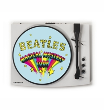 The BEATLES Platter Pad - Magical Mystery Tour