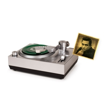 RSD3 Mini Turntable for<br>3 Inch Vinyl Records w/Johnny Cash Single