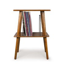 Manchester Entertainment Center Stand - Mahogany