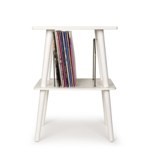 Manchester Entertainment Center Stand - White