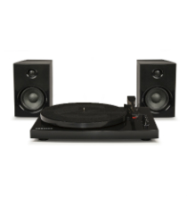 T100 Turntable System - BLACK