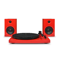 T100 Turntable System - RED