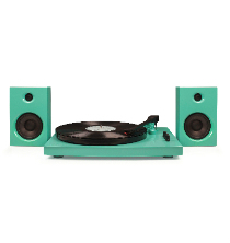T100 Turntable System - Turquoise