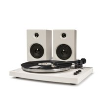 T150 Turntable System - White
