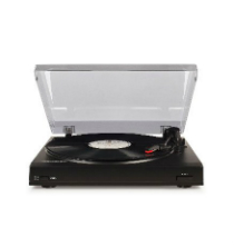 T200 Component Turntable - Black