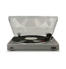 T200 Component Turntable - Silver