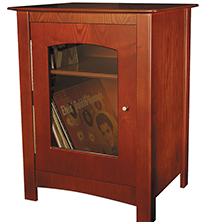 Bardstown Entertainment Center Stand - Paprika