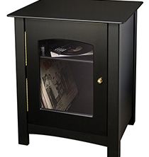Bardstown Entertainment Center Stand - Black