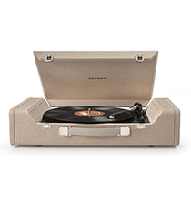 Nomad Turntable - Brown